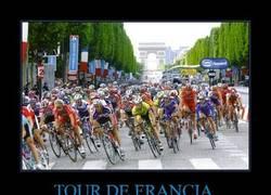 Enlace a TOUR DE FRANCIA