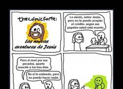Enlace a LAS AVENTURAS DE JESUS