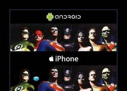Enlace a ANDROID VS. IPHONE