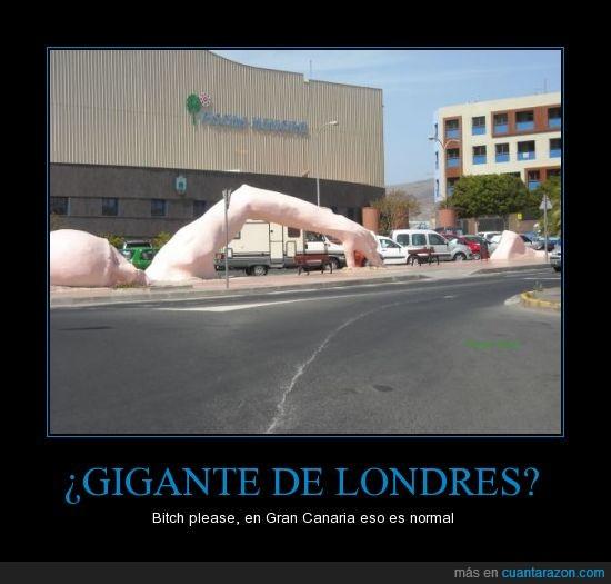 gigante de Londres,Gran Canaria,Juegos olímpicos.,Nadador,Vecindario