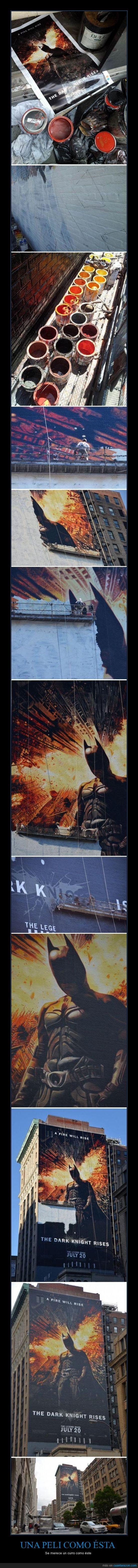 arte,batman,cine,pared,película,pintura