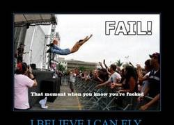 Enlace a I BELIEVE I CAN FLY