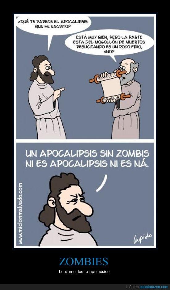 apocalipsis,destino,jc,Jesus,zombis,zs