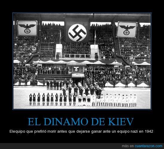 dinamo,juego,muerte,nazis,orgullo,respeto