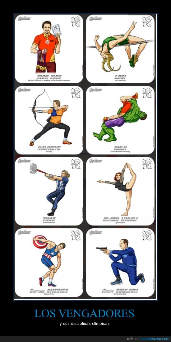 capitan america,goulson,hulk,iron man,loki,los vengadores,ojo de alcon,thor,viuda negra