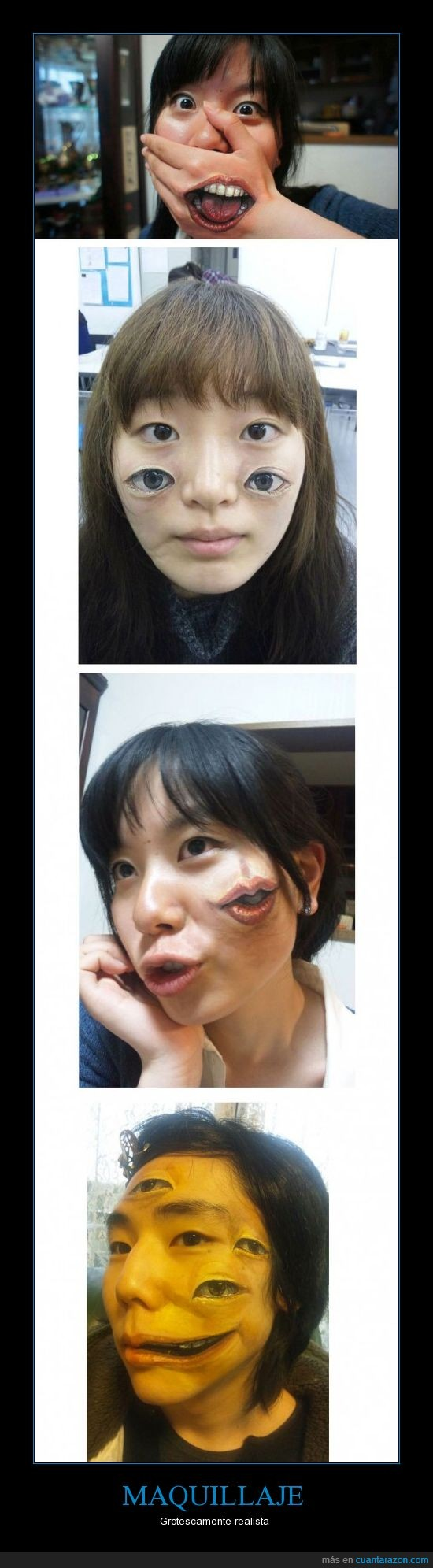 http://www.lolbrary.com/post/22410/scary-makeup/
