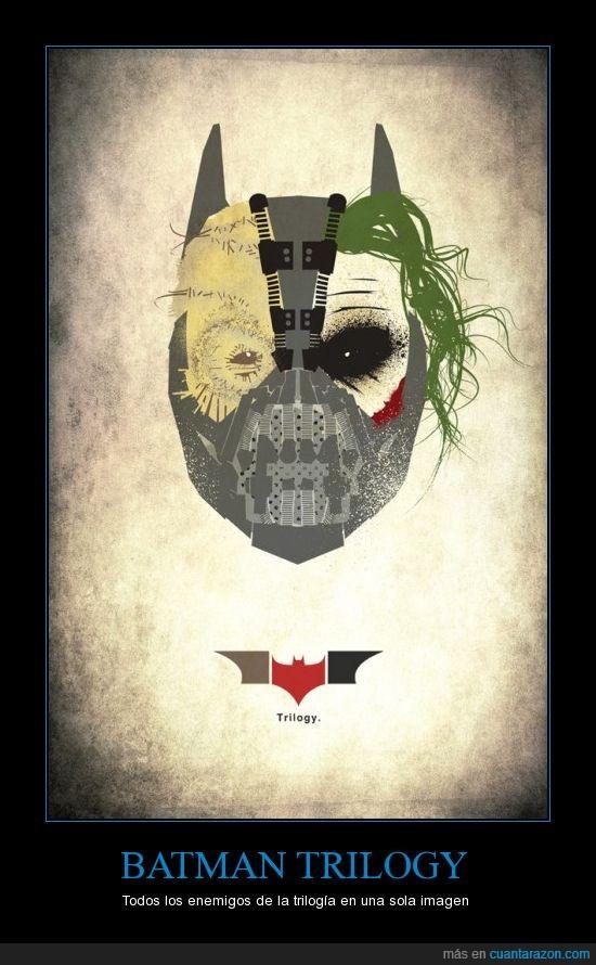 bane,batman,bruce,enemigos,espantapajaros,jocker,nolan,trilogia,trilogy