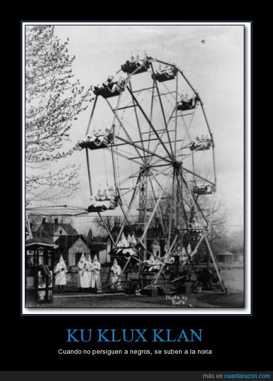 1918,Ku Klux Klan,Parque de diversiones,Racismo