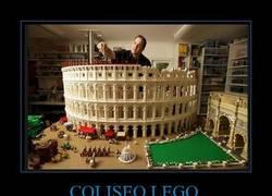 Enlace a COLISEO LEGO