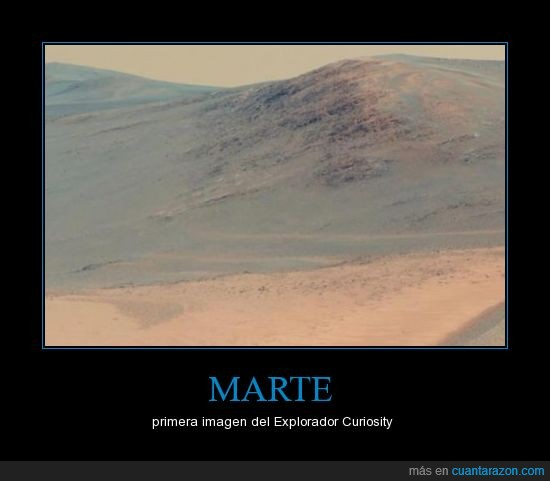 curiosity,imagen,marte