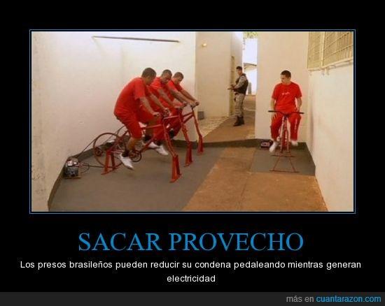 bicicleta,brasil,condena,pedalear,presos