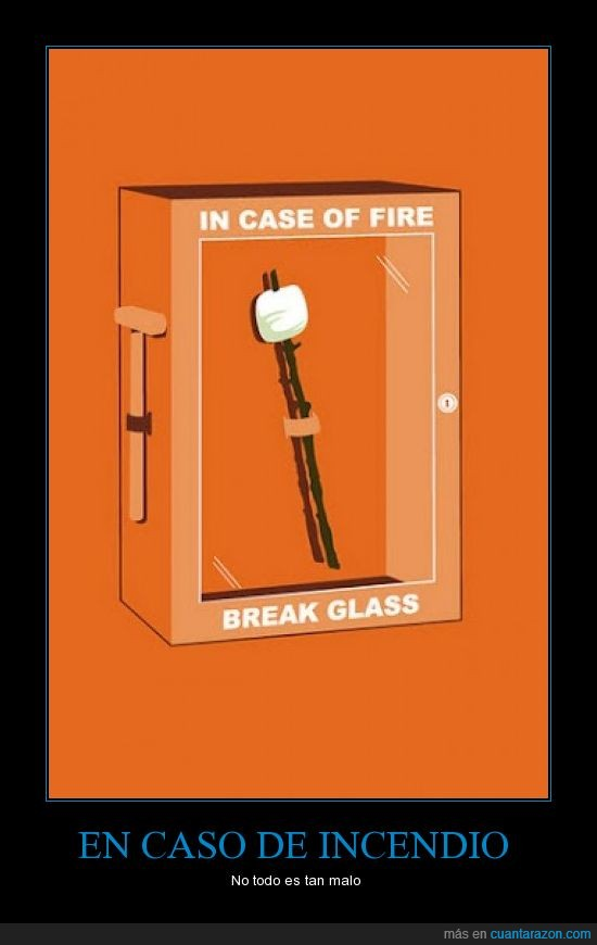 bombon,emergencia,incendio,vidrio