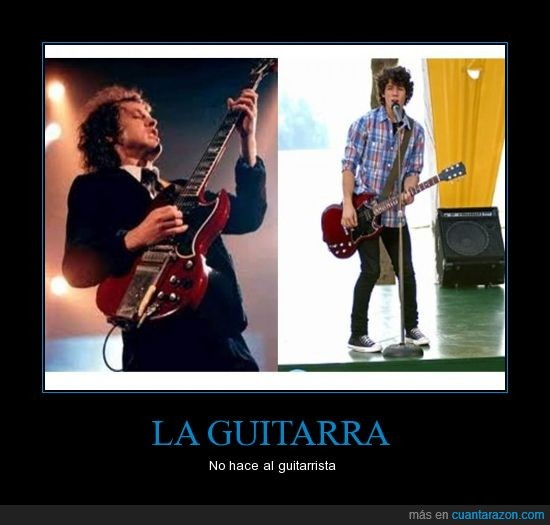 acdc,angus young,gibson sg,guitarra,jonas brothers