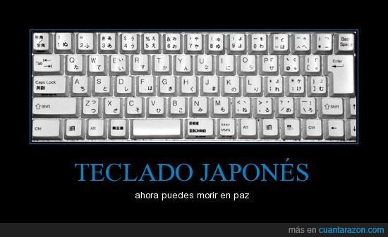 duda,hiragana,japon,japones,katakana,keyboard,teclado