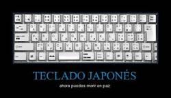Enlace a TECLADO JAPONÉS