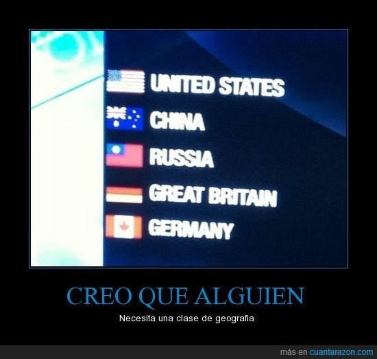 banderas,genius,geografia,olimpiadas,tv