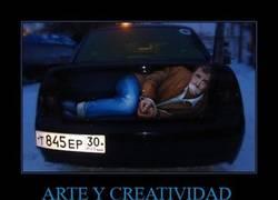 Enlace a ARTE Y CREATIVIDAD