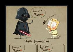 Enlace a I AM YOUR FATHER