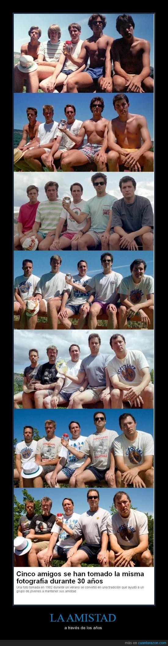 amigos,amistad,año,cada,diferente,fotografia,misma