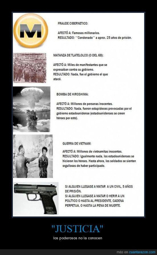 fraudes,injusticia,matanzas