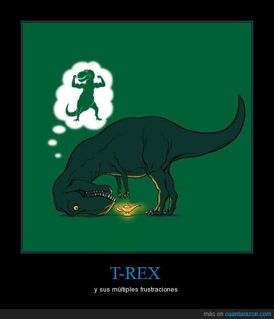 brazacos,brazo,deseo,dinosaurio,lampara,mazado,pedir