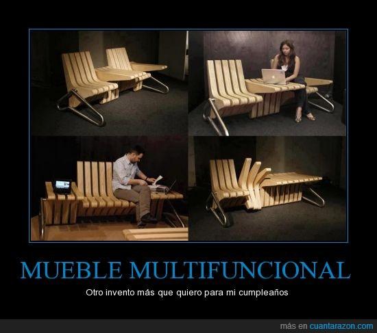creatividad,diseño de interiores,invento,mobiliario,mueble,multifuncional