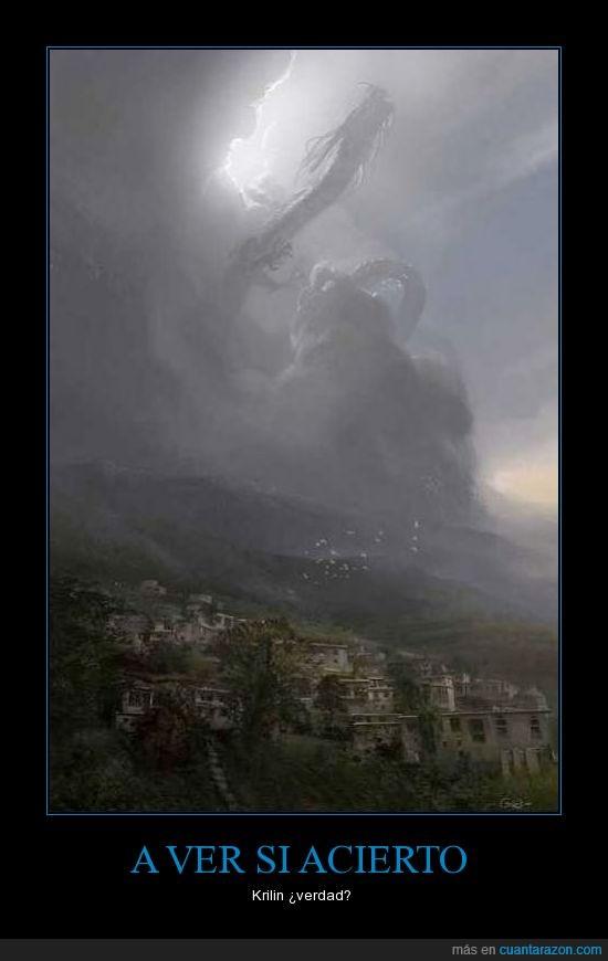 dbz,dragon,goku,krilin,muerte,resucita,sheng long