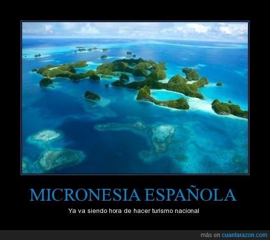 española,isla,mar,Micronesia,oceania,oceano,pacifico,paradisiaca,ultramar