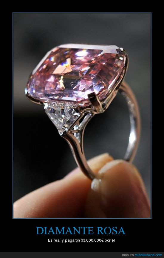 caro,diamante,mi talla de anillo es 28,rosa,subasta,vaya pastizal