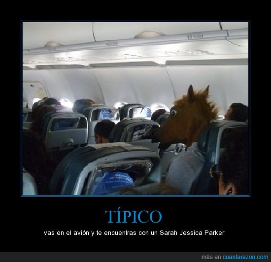 avion,caballo,careta,loco,mascara,raro,wtf