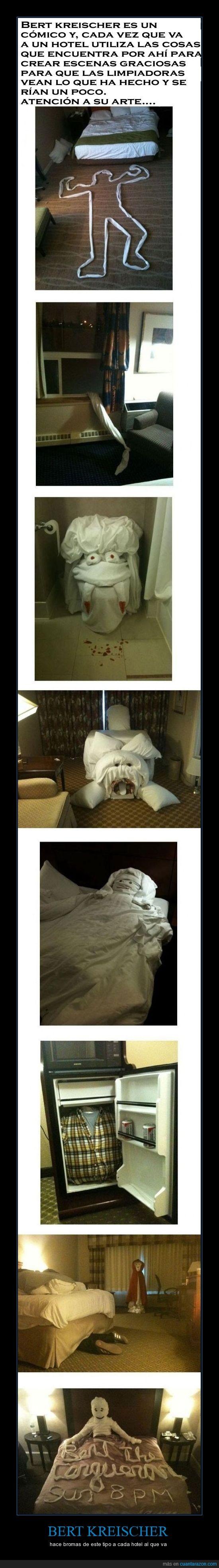 bromas,hoteles,papel,sabana,troll,trolls