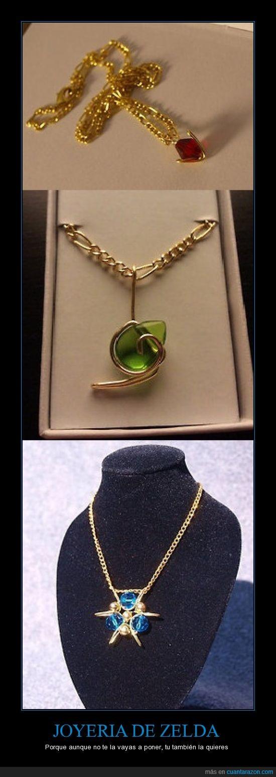 collar,dorado,joya,oro,the legend of Zelda,Zelda
