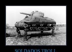 Enlace a SOLDADOS TROLL