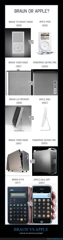 apple,braun,copia,copiones,denuncia,estetica,idea,iphone,mac,plagio,robo