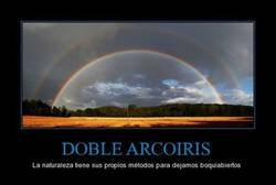 Enlace a DOBLE ARCOIRIS