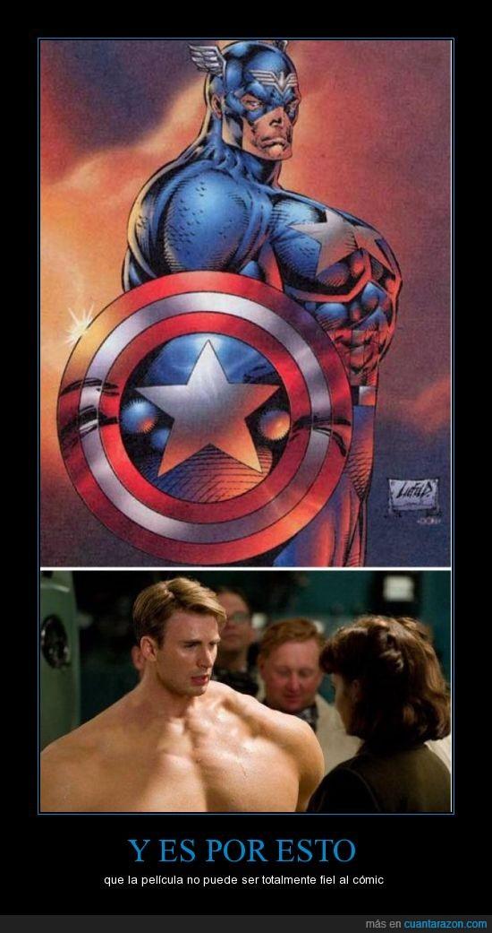 avengers,capitan america,chris evans,comic,pelicula