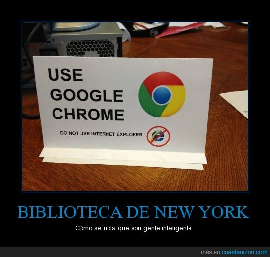Full Shit,google chrome,internet Explorer,navegador,New York,Win