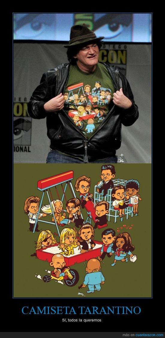 camiseta,Jackie Brown,Kill Bill,Pulp Fiction,Quentin Tarantino,Reservoir Dogs