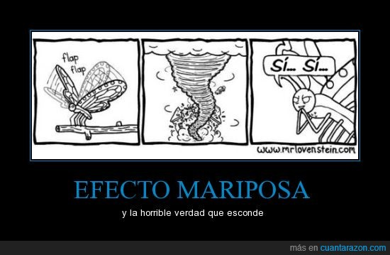 alas,efecto mariposa,mariposa,mover,plan macabro,tornado