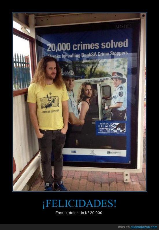 crimen,detenido,fail,policia,premio