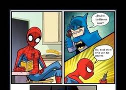 Enlace a SPIDERMAN
