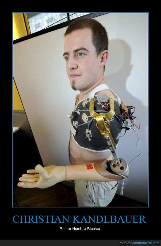 bionico,brazo,christian,droide,manco,robot