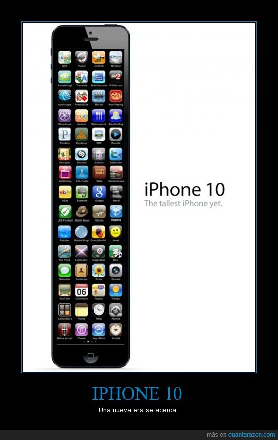 10,Era,Futuro,Iphone,Teléfono