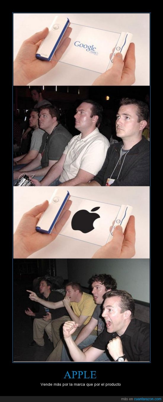 Apple,apple fanboys,chico,comprar,google,ideas,locos,sofa