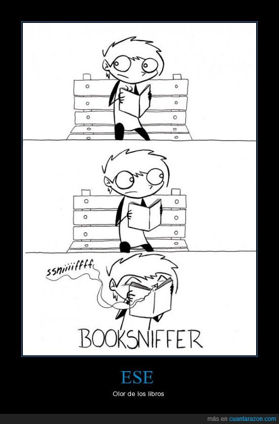 libro,oler,oler libro,orgullo