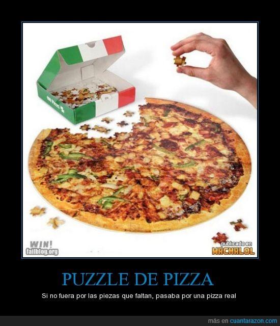 comida,Italia,pizza,puzle,real