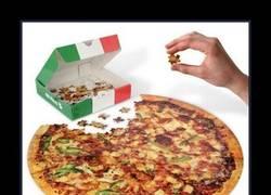 Enlace a PUZZLE DE PIZZA