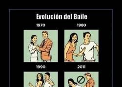 Enlace a EVOLUCIÓN DEL BAILE
