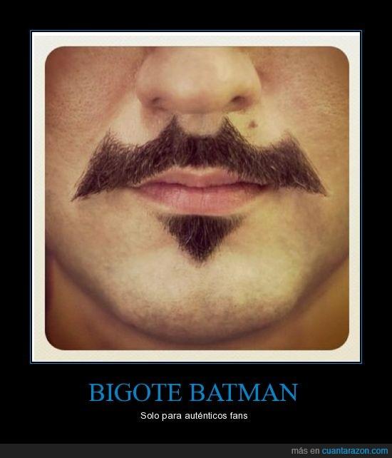afeita,batman,batseñal,bigote,boss,hombre