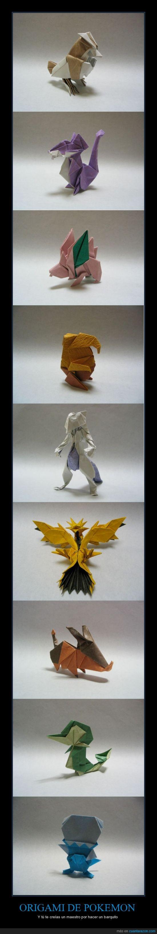 origami,papiroflexia,pidgeon,pokemon,ratata